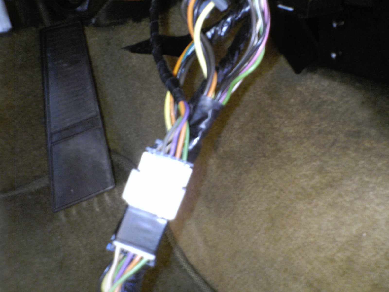 Ip Wiring Harness Sony Cdx Gt Wire Colors Auto Diagram Caprice Twilight Sentinel Install The Only Gotcha On Is If You Use A Buick