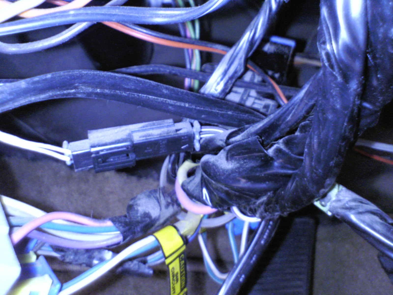 1995 caprice twilight sentinel install install the two wires from the twilight sentinel switch and the one from the headlight switch into the ip harness white connector matching the colors on the